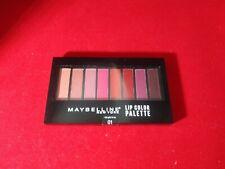 Maybeline New York Lip Color Palette New & Sealed