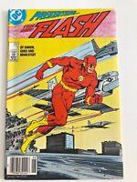 #1 (June 1987, DC)   The Flash Teen Titans App.!!!!
