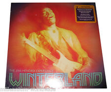 "THE JIMI HENDRIX EXPERIENCE - WINTERLAND - 8 LP 12"" VINYL BOX SET - SEALED, MINT"