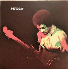 Jimi Hendrix-Band of Gypsys Audiophile 180 Gram Sealed and Numbered #1990 Rare