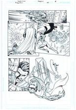 INJUSTICE: GROUND ZERO #8, pg. 5 - Nightwing, Batman, Superman & Green Lantern!