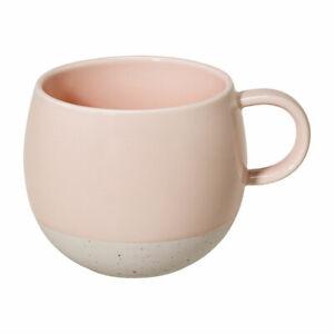 Pastelli rosa Henkelbecher Teetasse Mug Kaffeebecher