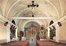 B35492 Kuhmatt Lotschental Inneres der Kapelle  switzerland