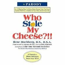 Who Stole My Cheese?!! An A-Mazing Way To Make Mor