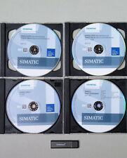Siemens Simatic Software STEP7 Prof.V15.1 + S7 2017 SR1 Professional COMBO