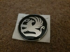 GM Vauxhall Opel Griffin Astra F Car Badge Boot Emblem 90413041 RARE New Genuine