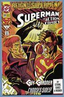 Action Comics #688 1993 Reign of Supermen Guy Gardner Roger Stern Jackson Guice