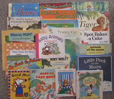 VARIOUS CHILDRENS BOOKS - 20 HARD & SOFT COVERS - ACCEPTABLE CONDITION