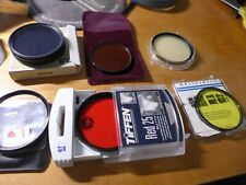 Hasselblad Clearance  7Large  NICE Filters  lot #F4