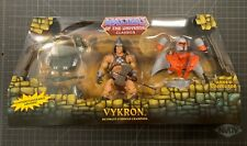 Vykron He-Man Masters of the Universe MOTU Classics w/ Mailer Mattel 30th Aniv