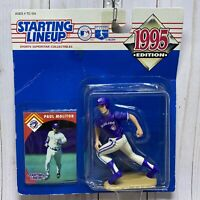 Vintage Paul Molitor Toronto Blue Jays Starting Lineup 1995 NIP Sealed Retro