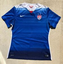 Nike US Womens World Cup Soccer Jersey Size Large Olympics