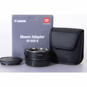Canon 2971C005 Objektivadapter EF-EOS R - EF-S & EF Objektive an EOS R Kameras