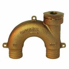 "Groco Bronze Vented Loop - 1-1/2"" Hose [HVL-1500]"