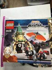 lego set 3828 Avatar Air Temple The last Airbender with manual 2016