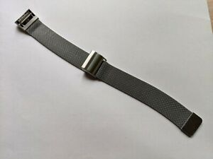 Stainless Steel Metal Milanese Band Bracelet Strap wristband for Fitbit Charge 2