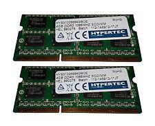 Generic 8GB DDR3 (2 x 4GB) 204 pin SODIMM Memory Module. PC3-8500 1066MHz