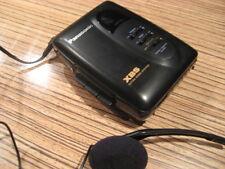 Panasonic RQ P33. MC  Cassette  + Panasonic Kopfhörer
