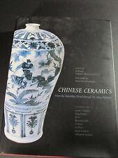 CHINESE CERAMICS FROM THE PALEOLITHIC PERIOD thru Qing Dynasty Li Zhiyan BOOK