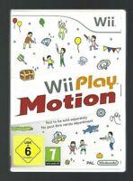 Gioco NINTENDO WII usato WII PLAY MOTION multilingue