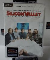 SILICON VALLEY: THE COMPLETE THIRD SEASON [NEW DVD] FREE SHIPPING!