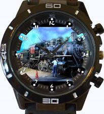 Steam Engine Retro New Gt Series Sports Wrist Watch