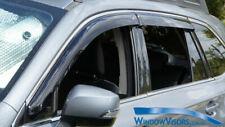 WindowVisors WeatherShields 4pcs weather shields for Volvo XC60 2017-2020