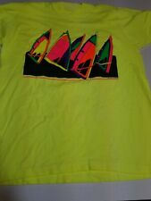 Vtg 90s Fruit of the Loom Gopher Activewear Single Stitch Shirt Mens Size Xl