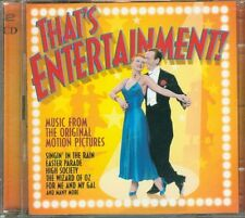 That'S Entertainment! - Gene Kelly/Fred Astaire/Judy Garland/Connie Francis 2X M