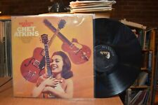 Chet Atkins A Session with Chet Atkins LP RCA LPM-1090 Mono *cheesecake