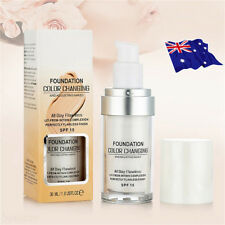 Magic Flawless Color Changing Foundation TLM Makeup Change To Your Skin Tone  UE