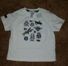 Nwt 6-12 mos Janie & Jack Lakeside Weekend grasshoppers bugs beetles Shirt Top~
