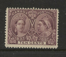 Canada    57    Mint    10 cent  Jubilee          MS0616
