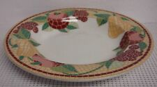 Pier One 1 MOSAIC FRUIT Rim Soup Bowl BEST! More Items Available