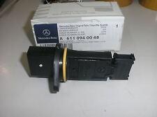 Genuine Mercedes-Benz OM611 Diesel Mass Air Flow Sensor A6110940048 NEW