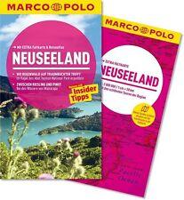 MARCO POLO Reiseführer NEUSEELAND 12. akt.Aufl. 2015 UNBENUTZT statt 11.99 nur..