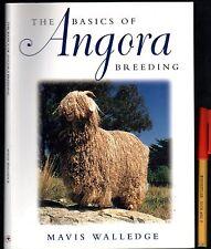 The BASICS of ANGORA BREEDING Australian FARM HANDBOOK 120pg NEW