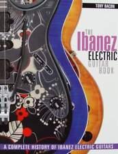 """LIVRE/BOOK : GUITARE ÉLECTRIQUE """" IBANEZ """" (electric guitar book)"""