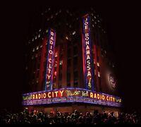 JOE BONAMASSA - LIVE AT RADIO CITY MUSIC HALL (DVD+CD)