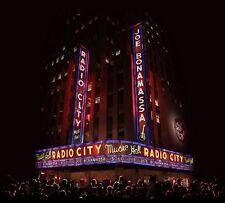 Joe Bonamassa - Live At Radio City Music Hall (Audio CD/DVD Combo 10/2/2015) NEW