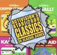 Atari 2600 Classics (Jewel Case) - PC - Video Game - VERY GOOD