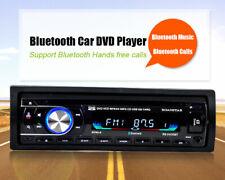 Autoradio 12 V 1 DIN Bluetooth DVD/CD/CD-R/CD-W/WMA/VCD/MP3 Lecteur USB chargeur