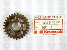 Kawasaki NOS NEW 13129-1822 Output 4th Gear 27T KLF KLF110 Mojave 1987-88