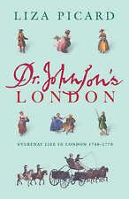 Dr Johnson's London by Liza Picard (Paperback, 2003)