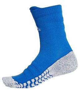 adidas AlphaSkin Traxion Crew Low Cushion Socks Size 6.5-8 RRP £24 CV7578 PARLEY