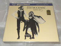 Fleetwood Mac Rumours Sealed Vinyl Record LP USA 1980 Nautilus Master