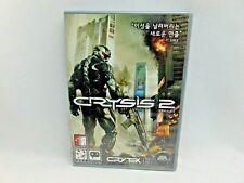 korean Crysis 2 Nano PC DVD-ROM  Crytek, 2011,Shooter/Stealth