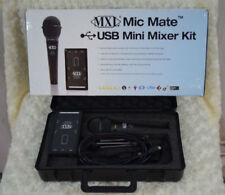 MXL Mic Mate USB Mini Mixer Kit