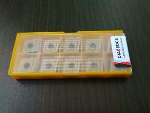 Nuevo 10Pcs//Box Mitsubishi CCMT 09T302 US735 CCMT 32.50.5 CARBURO INSERTAR IX