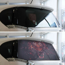 Van Car Rear Window Vehicle Tiger Picture Graphic Stickers Decals Vinyl Wrap 3D